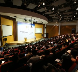 Tim Hunt Lecture Video – China